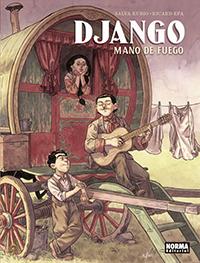 Django, mano de fuego