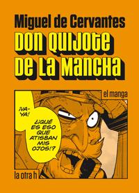 Do Quijote de La Mancha: el manga