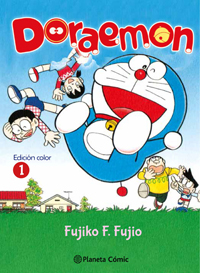 Doraemon Edición Color #1