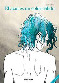 El azul es un color cálido