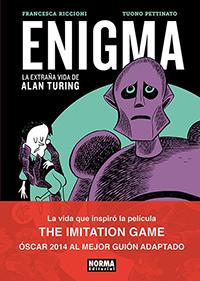 Enigma, la extraña vida de Alan Turing