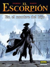 El Escorpión #10