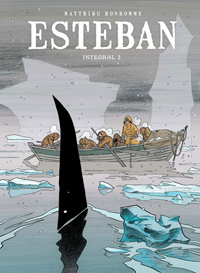 Komic Librería: Esteban (Integral)