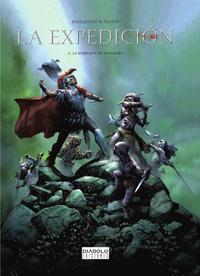 La expedición 2: La rebelión de Niangara