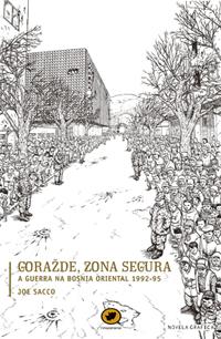 Komic Librería: Gorazde (Rinoceronte Editora)