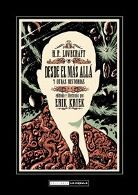 Komic Librería: H.P. Lovecraft - Desde el más allá y otras historias