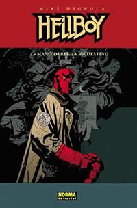 Hellboy, la mano derecha del destino