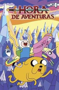 Komic Librería: Hora de aventuras