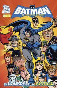 Komic Librería: El Intrepido Batman