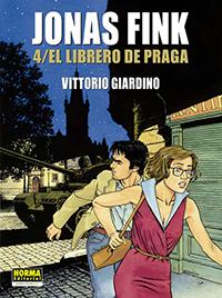 Jonas Fink #4, El librero de Praga