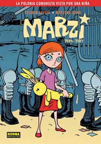 Marzi, la Polonia comunista vista por una niña
