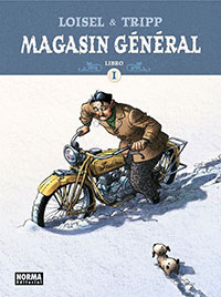 Komic Librería: Magasin Général