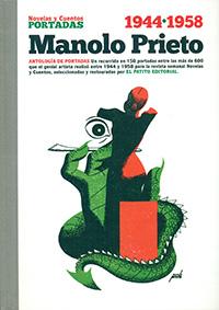 Manolo Prieto, antología de portadas