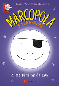 Marcopola, a illa remeira - Os Piratas da Lúa
