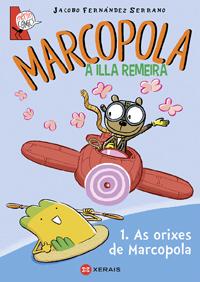 Komic Librería: Marcopola, a illa remeira