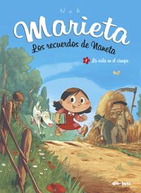 Komic Librería: Marieta