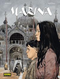 Marina 1: Los hijos del Dux