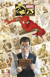 Marvel 75 Años
