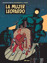 La mujer leopardo, una aventura de Spirou