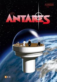 Antares (Los Mundos de Aldebarán, Ciclo 3)