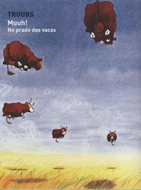 Muuh! No prado das vacas