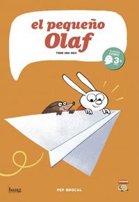 El pequeño Olaf tiene una idea