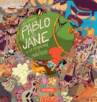 Pablo y Jane en la dimensión de los monstruos