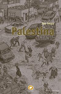 Komic Librería: Palestina (Rinoceronte Editora)