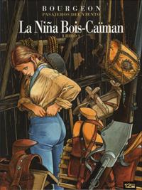Komic Librería: La Niña Bois-Caïman. Libro 1