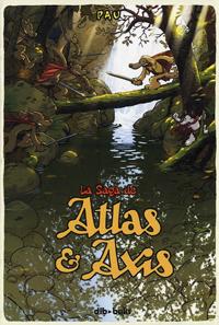 Komic Librería: La saga de Atlas & Axis