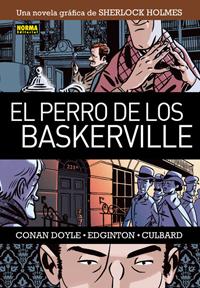 Komic Librería: Sherlock Holmes - El perro de los Baskerville