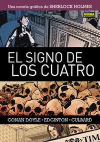 Komic Librería: Sherlock Holmes - El signo de los cuatro