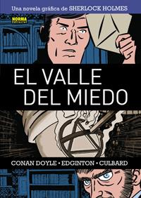 Komic Librería: Sherlock Holmes - El valle del miedo