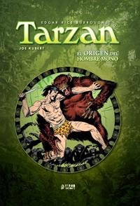 Tarzán, el origen del hombre mono