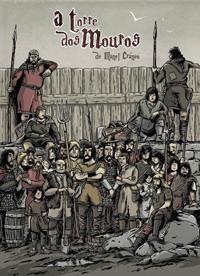 Komic Librería: A Torre dos Mouros