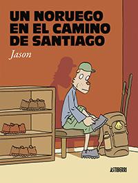 Komic Librería: Un noruego en el Camino de Santiago