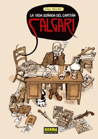 La vida soñada del capitán Salgari