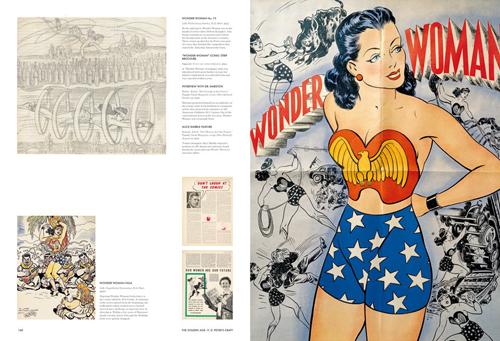 Komic Librería: 75 Years of DC Comics