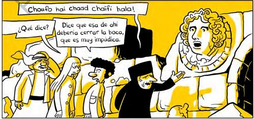 Komic Librería: El árabe del futuro