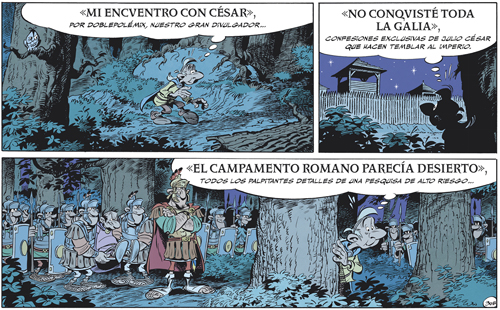 Komic Librería: Astérix. El papiro del César