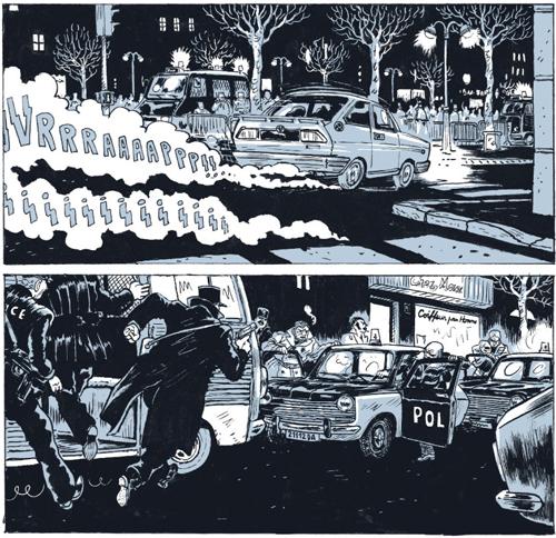 Komic Librería: La Banda de los Postizos