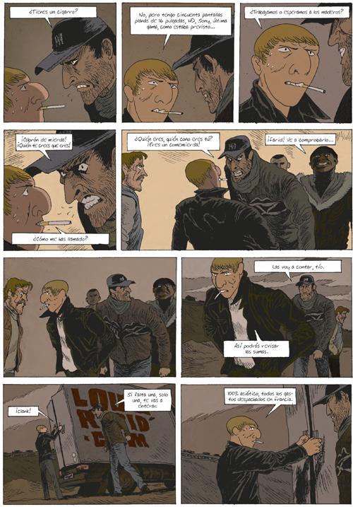 Komic Librería: Belleville Story