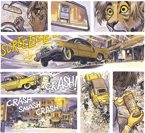 Komic Librería: Blacksad #5. Amarillo