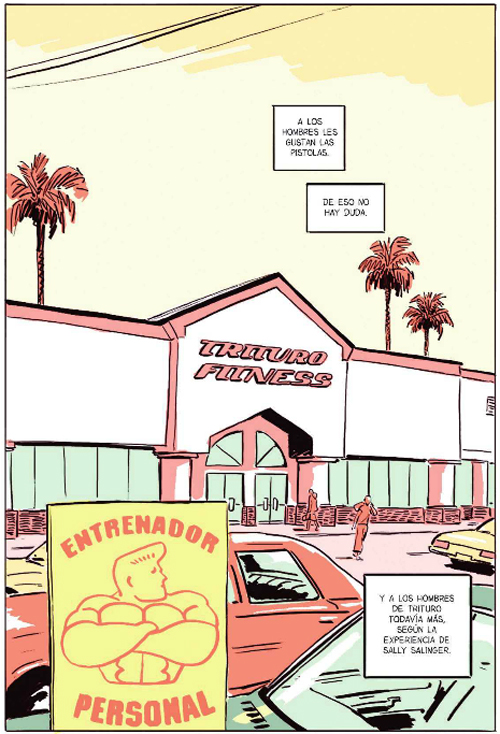 Komic Librería: Caramelos Atómicos