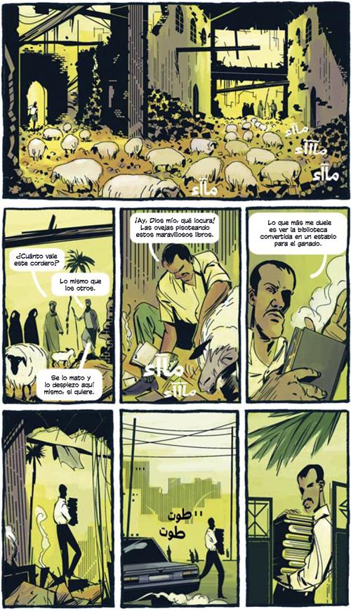 Komic Librería: Casa Bábili