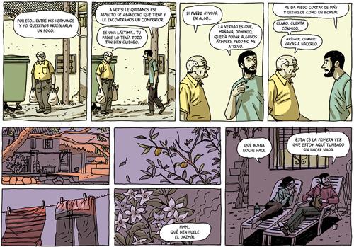 Komic Librería: La casa