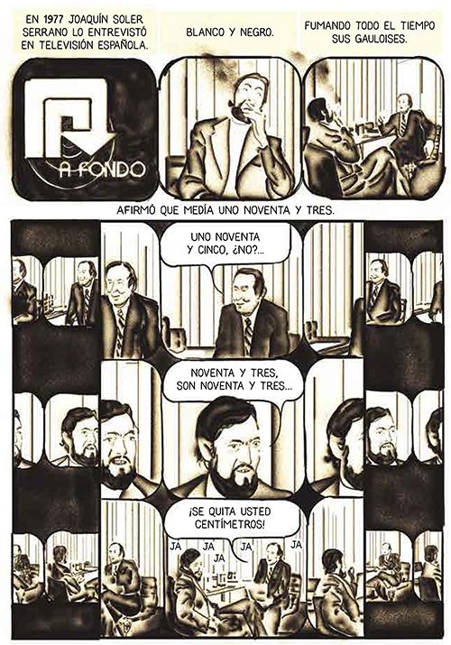 Komic LIbrería: Cortázar