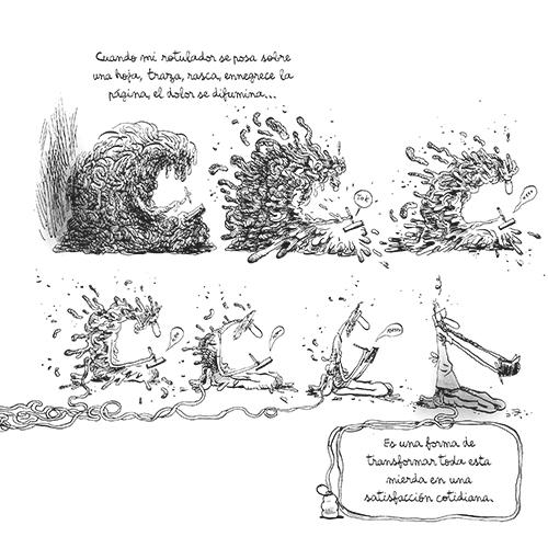 Komic Librería: De tripas y corazón