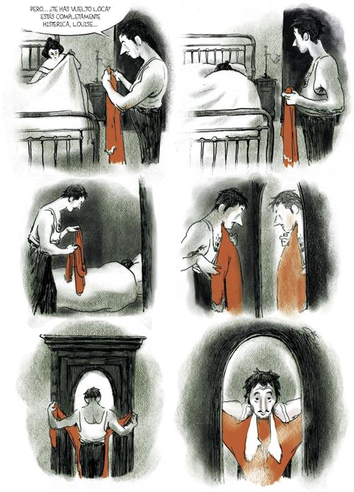 Komic Librería: Degenerado