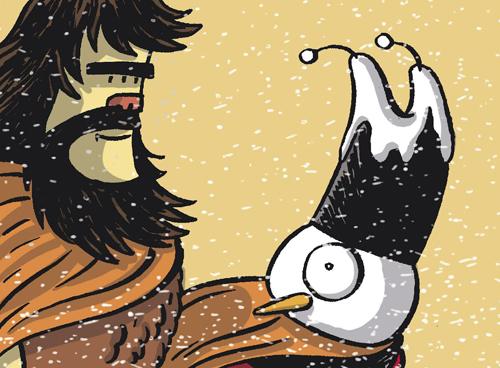 Komic Librería: Destino Hërgüss